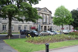 Council offices in Harrogate